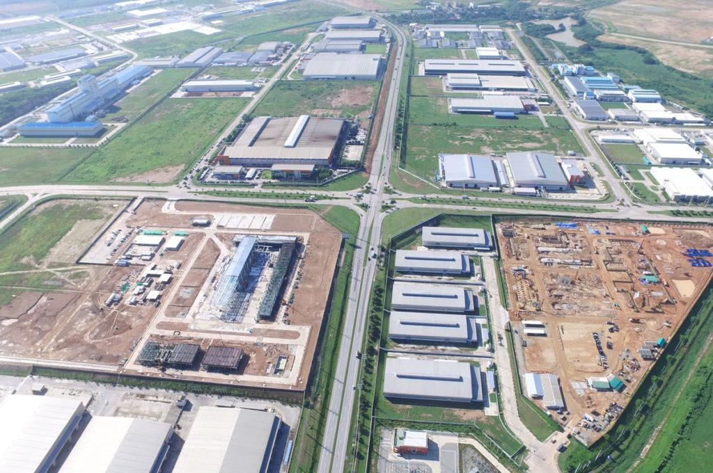 นิคมอุตสาหกรรม WHA อีสเทิร์นซีบอร์ด 1
